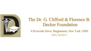 The Dr. G. Clifford & Florence B. Decker Foundation